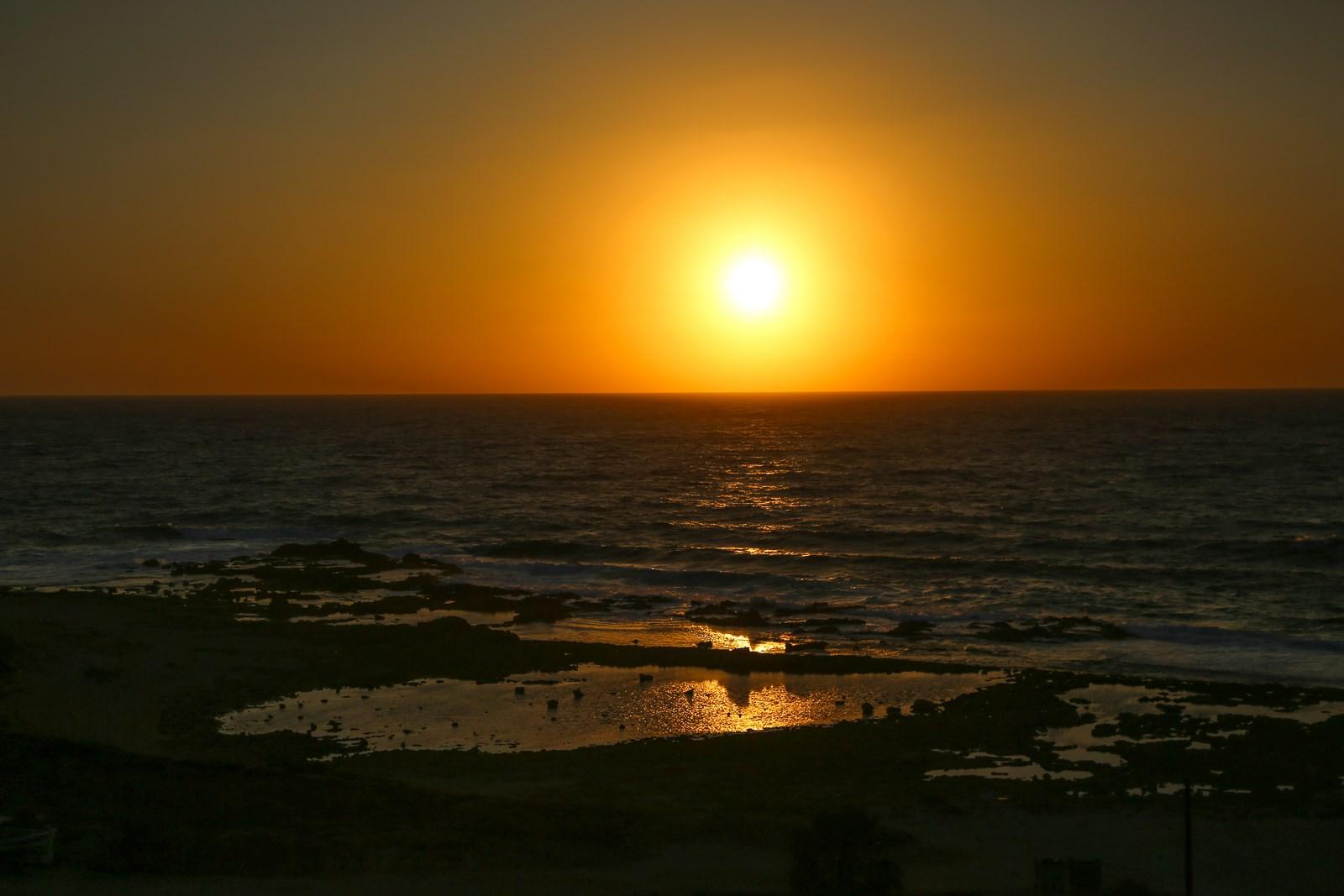#Ηλιοβασίλεμα Αγίου Γεωργίου