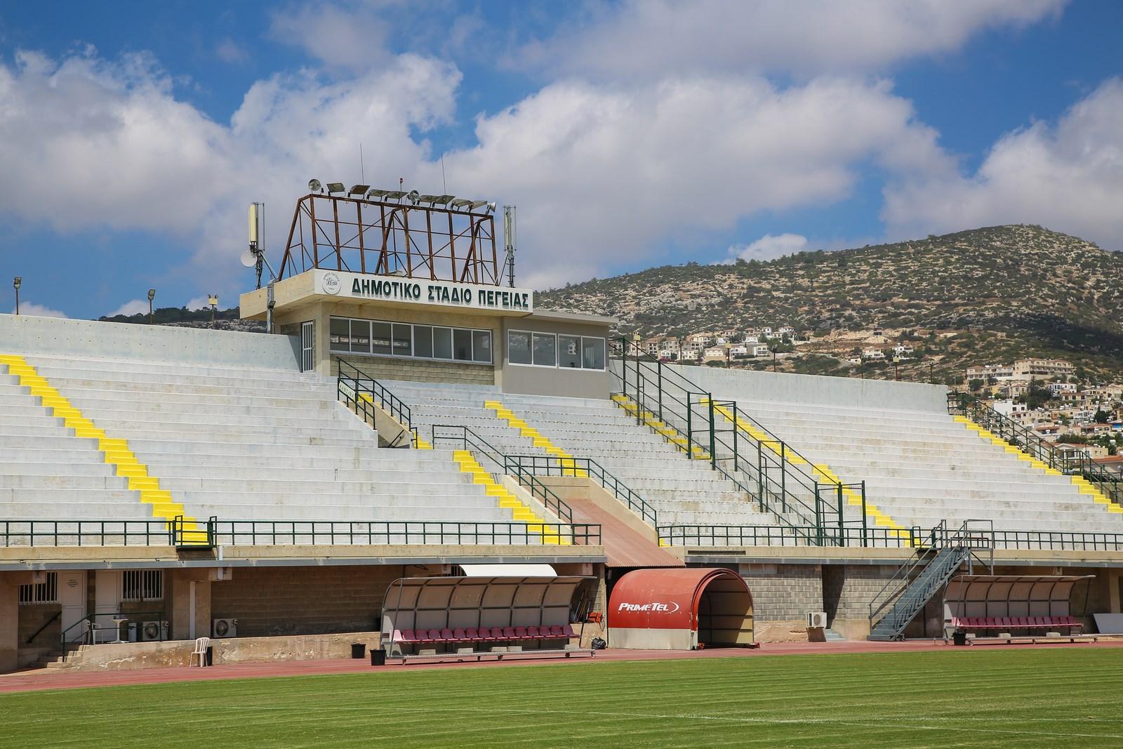 #Pegeia Municipal Stadium