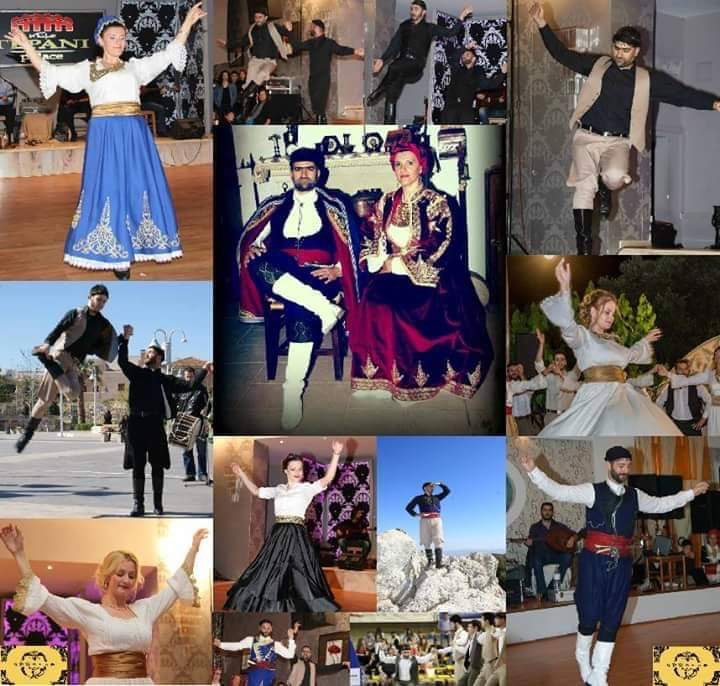 TRADITIONAL DANCE AND MUSIC NIGHT ON 30/04/2019