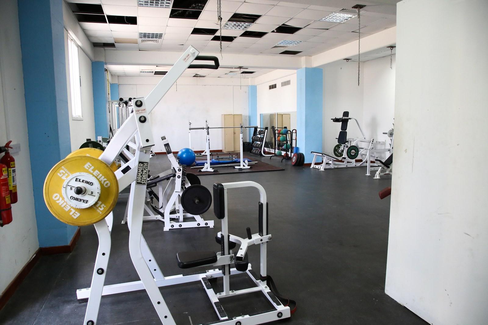 #Gyms