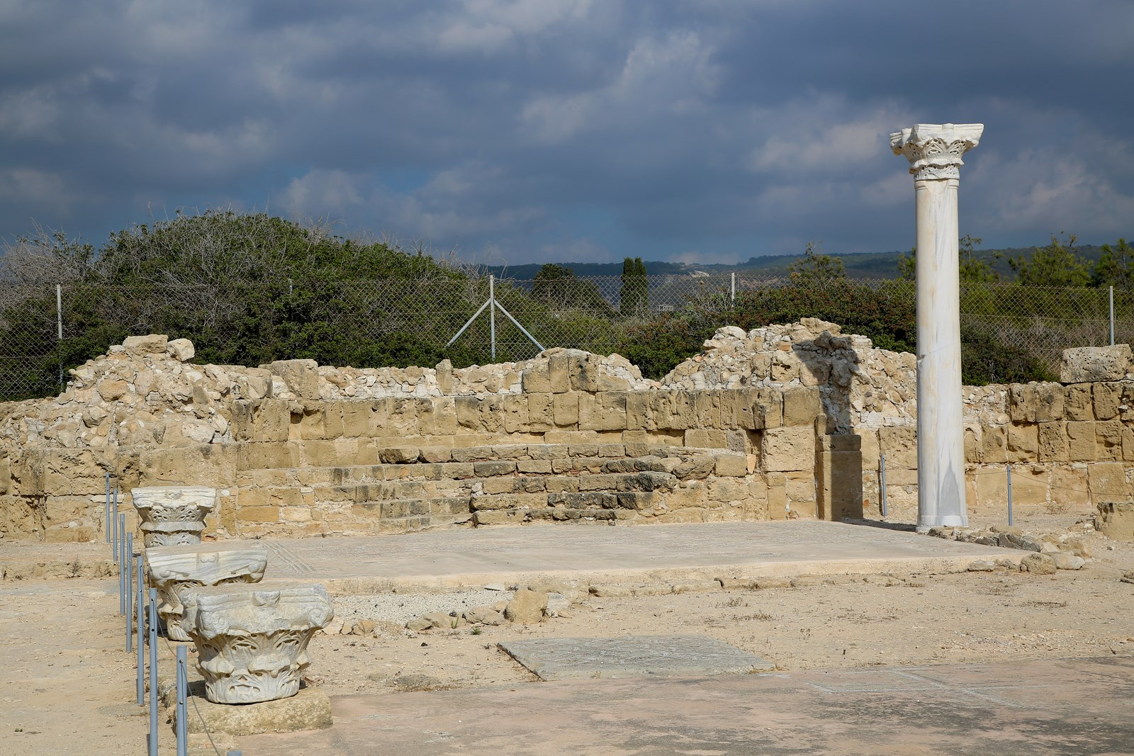 #Archaeological Site of Agios Georgios