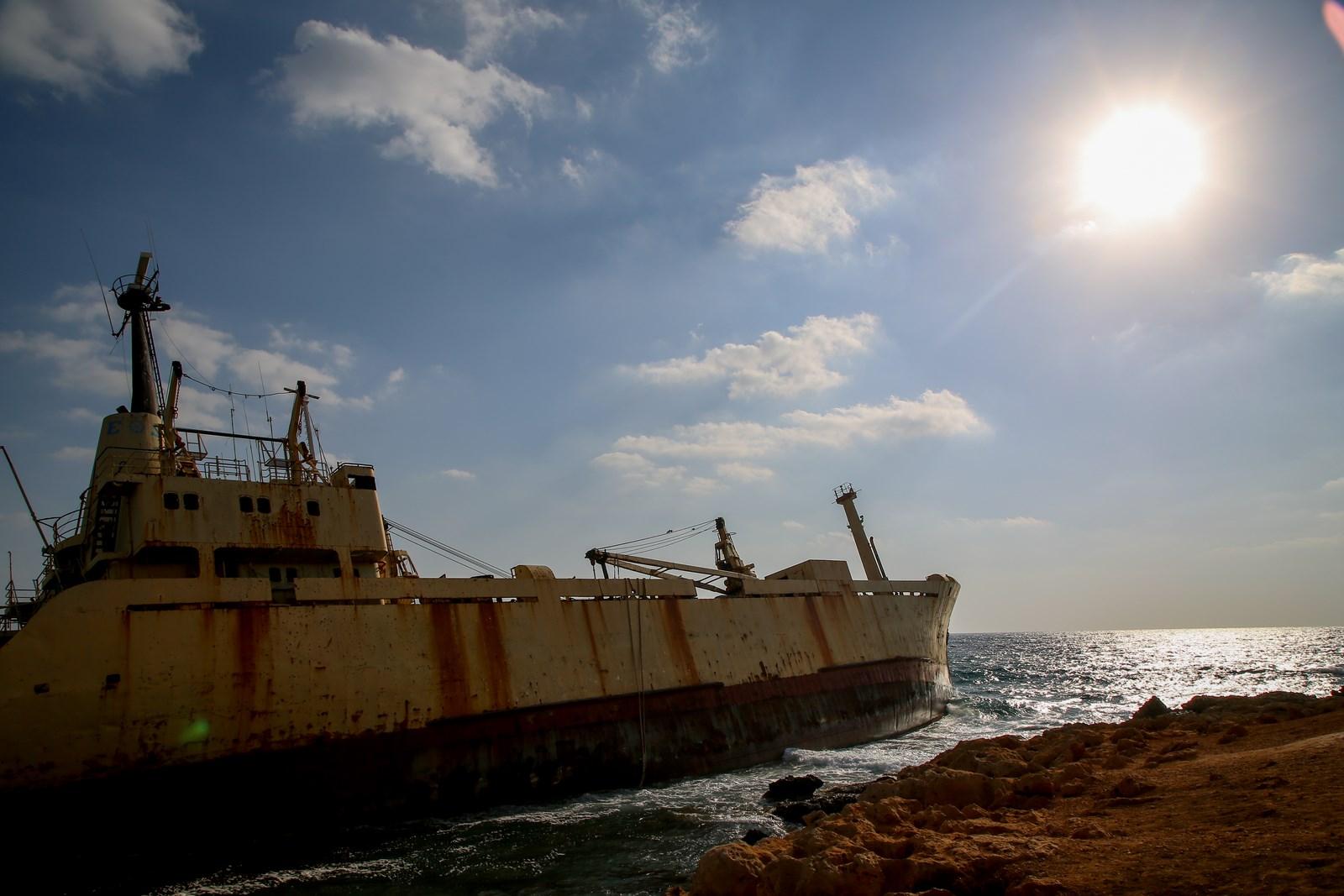#EDRO III Shipwreck